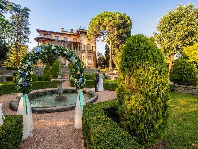 Il matrimonio di Lorenzo e Laura a Mapello, Bergamo 44