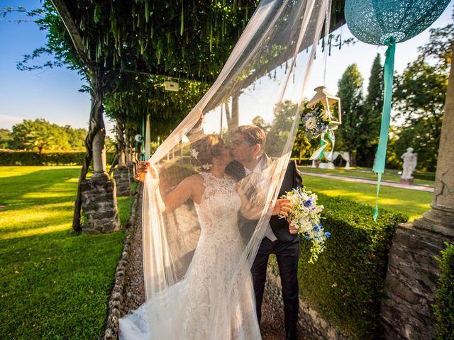 Il matrimonio di Lorenzo e Laura a Mapello, Bergamo 47