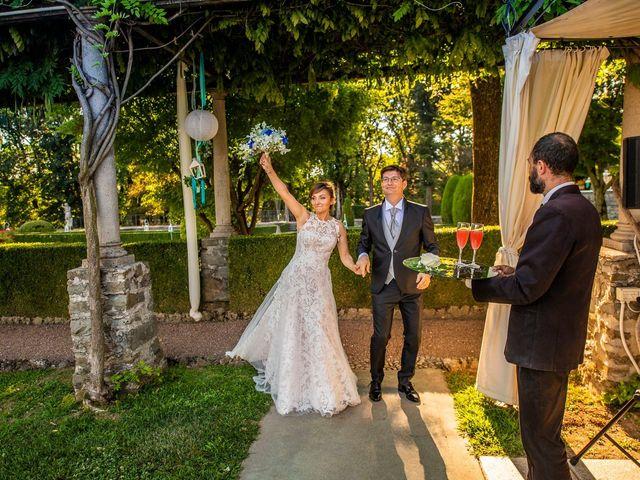 Il matrimonio di Lorenzo e Laura a Mapello, Bergamo 48