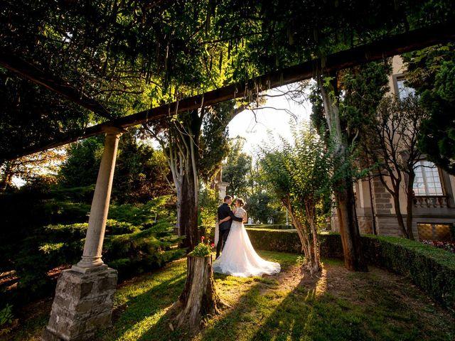 Il matrimonio di Lorenzo e Laura a Mapello, Bergamo 52