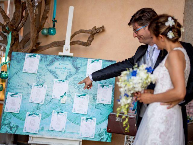 Il matrimonio di Lorenzo e Laura a Mapello, Bergamo 53