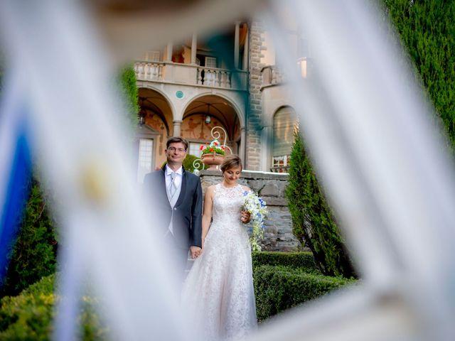 Il matrimonio di Lorenzo e Laura a Mapello, Bergamo 54