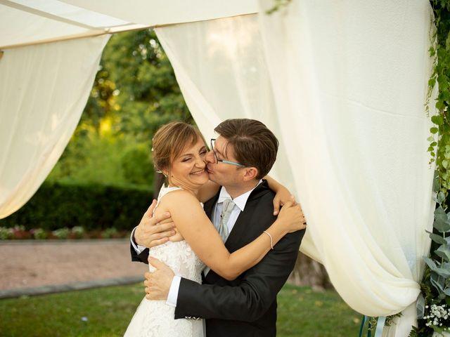 Il matrimonio di Lorenzo e Laura a Mapello, Bergamo 57