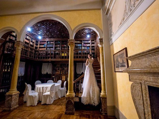 Il matrimonio di Lorenzo e Laura a Mapello, Bergamo 63
