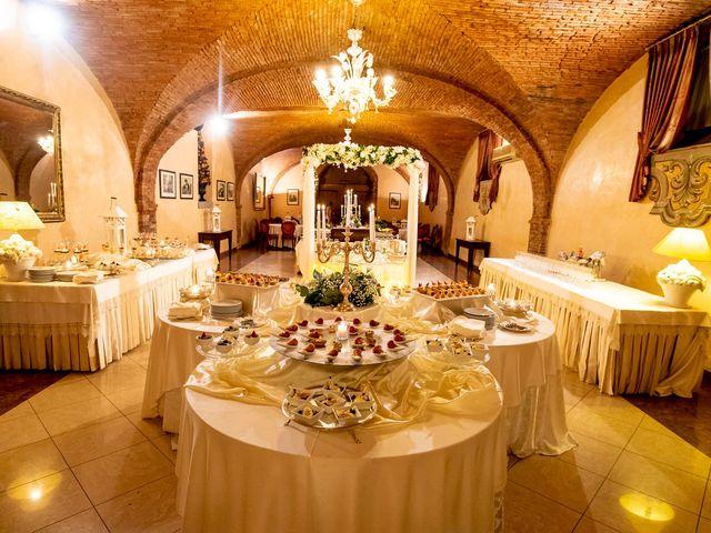 Il matrimonio di Lorenzo e Laura a Mapello, Bergamo 72