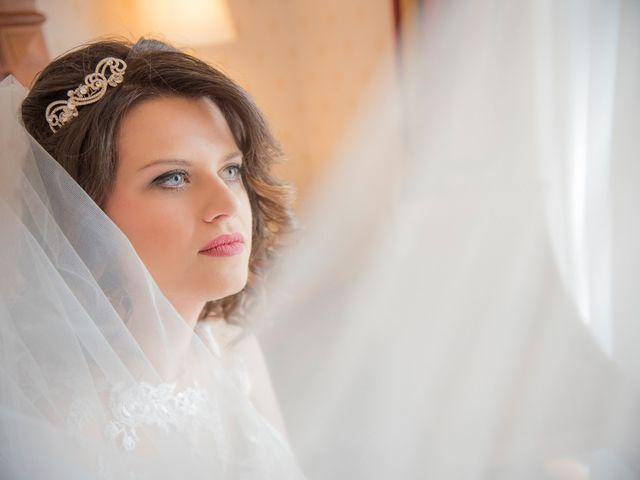 Il matrimonio di Cristian e Francesca a Soriano nel Cimino, Viterbo 14