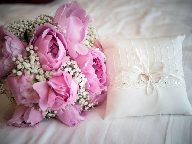 Il matrimonio di Cristian e Francesca a Soriano nel Cimino, Viterbo 15