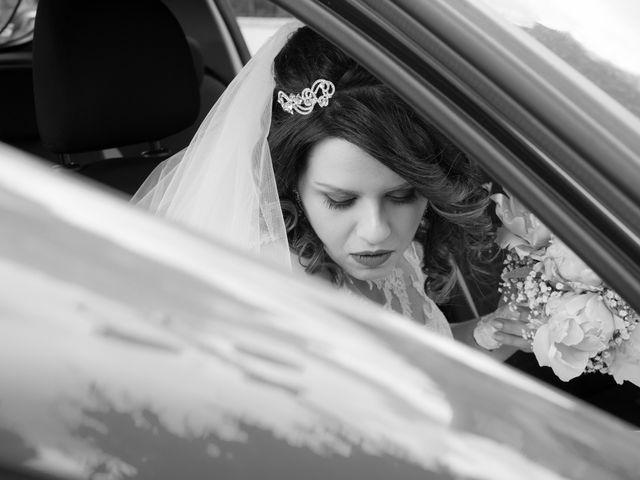 Il matrimonio di Cristian e Francesca a Soriano nel Cimino, Viterbo 16