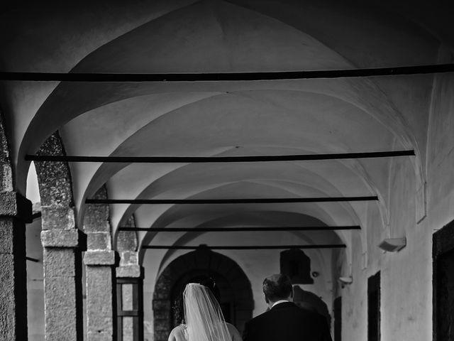 Il matrimonio di Cristian e Francesca a Soriano nel Cimino, Viterbo 17