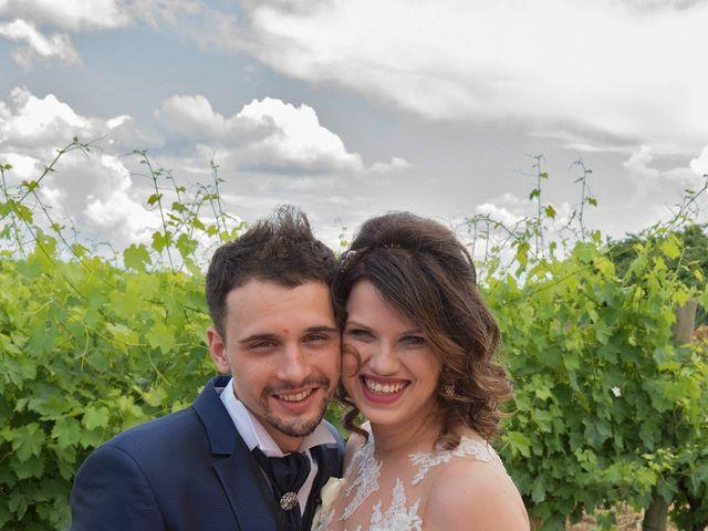 Il matrimonio di Cristian e Francesca a Soriano nel Cimino, Viterbo 23