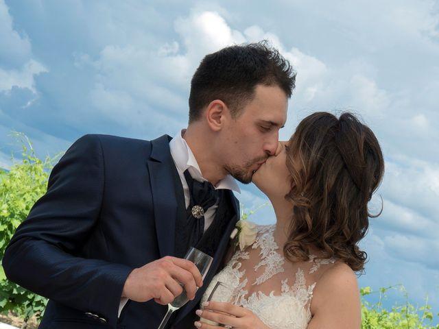 Il matrimonio di Cristian e Francesca a Soriano nel Cimino, Viterbo 24