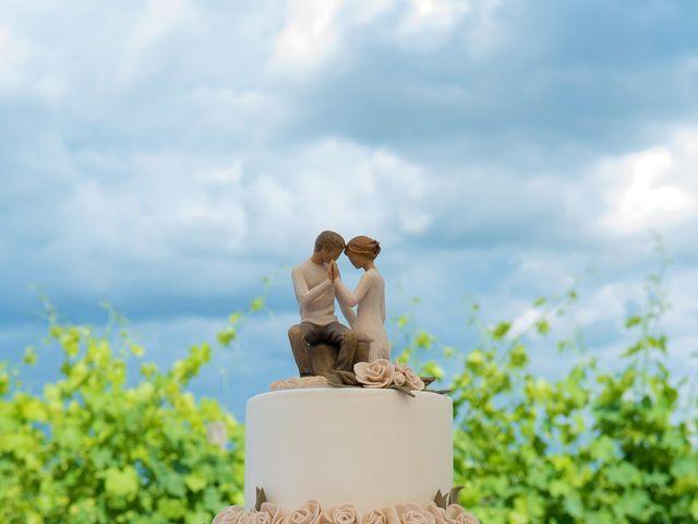 Il matrimonio di Cristian e Francesca a Soriano nel Cimino, Viterbo 25