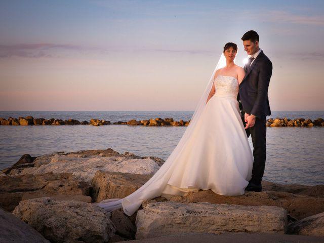 Il matrimonio di Davide e Chiara a Cupra Marittima, Ascoli Piceno 15