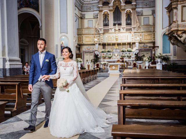 Il matrimonio di Giuseppe e Maria a Santa Maria a Vico, Caserta 43