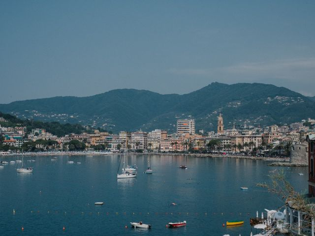 Il matrimonio di Daniele e Gaia a Rapallo, Genova 5