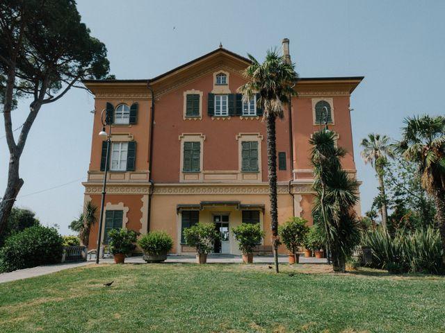 Il matrimonio di Daniele e Gaia a Rapallo, Genova 7