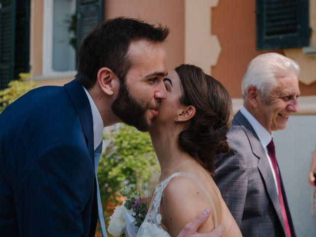 Il matrimonio di Daniele e Gaia a Rapallo, Genova 17