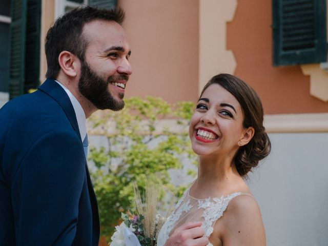Il matrimonio di Daniele e Gaia a Rapallo, Genova 18