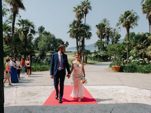 Il matrimonio di Daniele e Gaia a Rapallo, Genova 21