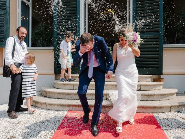 Il matrimonio di Daniele e Gaia a Rapallo, Genova 28