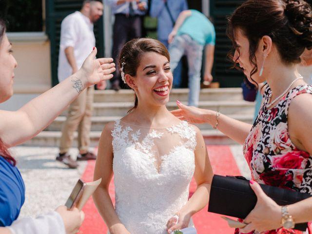 Il matrimonio di Daniele e Gaia a Rapallo, Genova 30