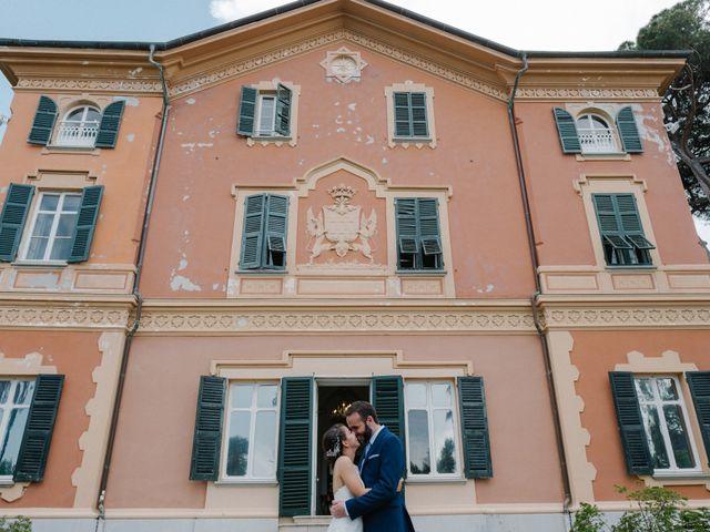 Il matrimonio di Daniele e Gaia a Rapallo, Genova 40