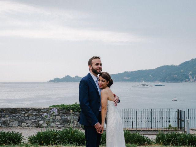Il matrimonio di Daniele e Gaia a Rapallo, Genova 46