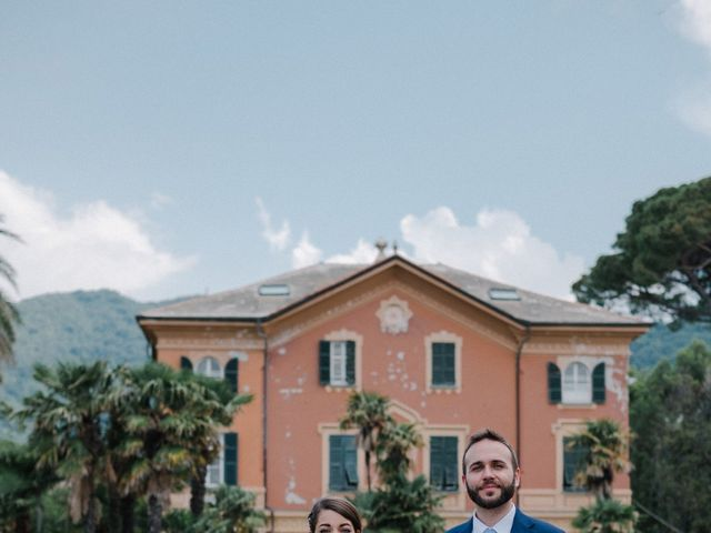 Il matrimonio di Daniele e Gaia a Rapallo, Genova 47