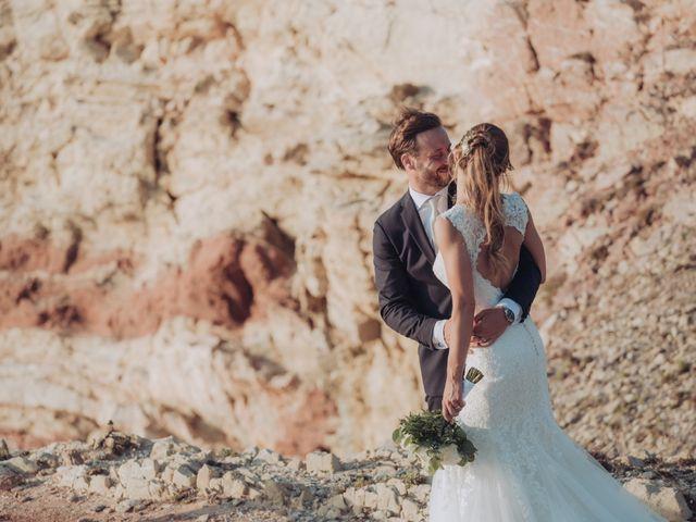 Le nozze di Astrid e Giuseppe