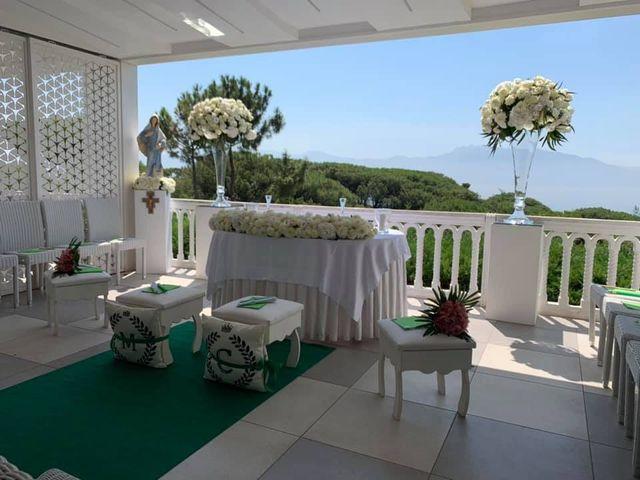 Il matrimonio di Massimiliano  e Ciro  a Boscotrecase, Napoli 3