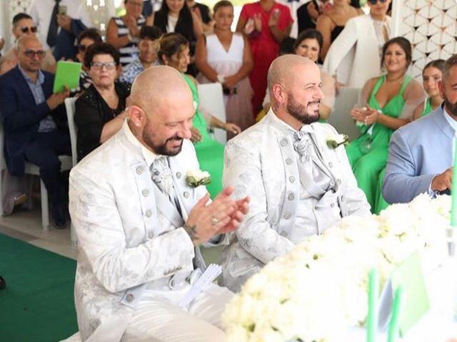Il matrimonio di Massimiliano  e Ciro  a Boscotrecase, Napoli 6