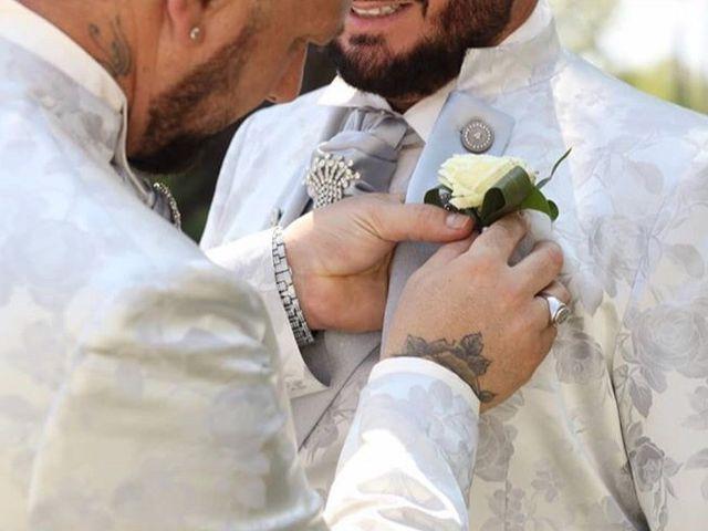 Il matrimonio di Massimiliano  e Ciro  a Boscotrecase, Napoli 7