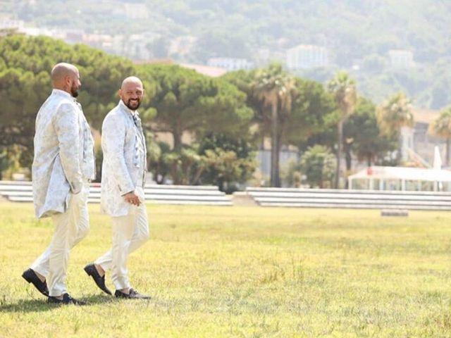 Il matrimonio di Massimiliano  e Ciro  a Boscotrecase, Napoli 9