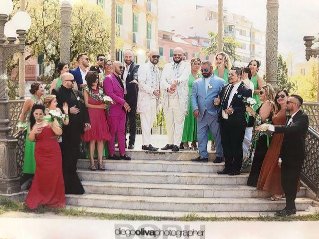 Il matrimonio di Massimiliano  e Ciro  a Boscotrecase, Napoli 10