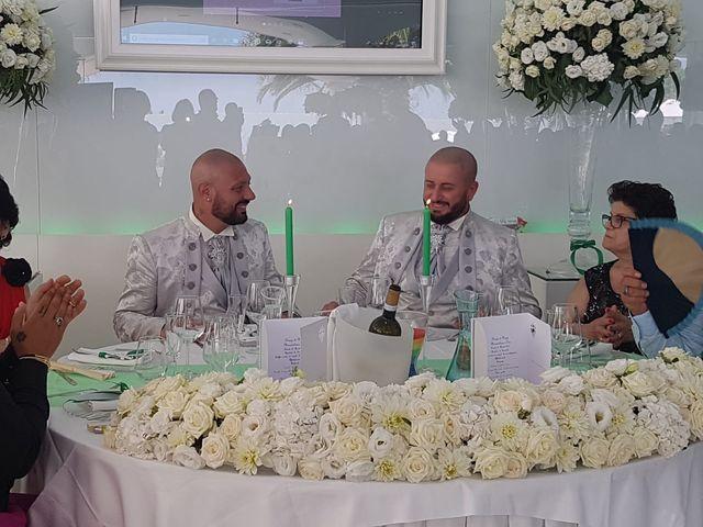 Il matrimonio di Massimiliano  e Ciro  a Boscotrecase, Napoli 11