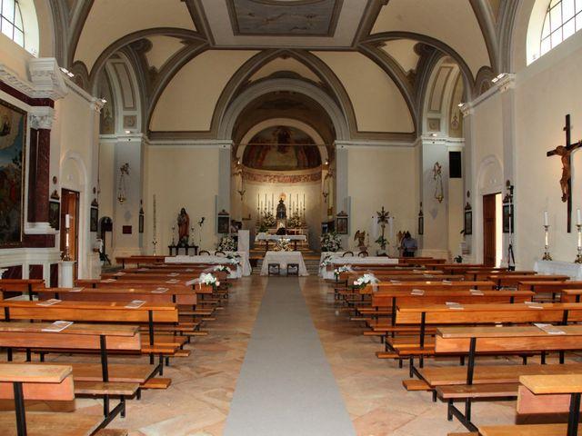 Il matrimonio di Diego e Milica a Noventa Vicentina, Vicenza 1