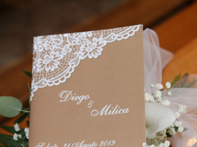 Il matrimonio di Diego e Milica a Noventa Vicentina, Vicenza 8