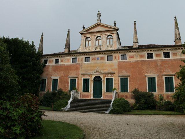 Il matrimonio di Diego e Milica a Noventa Vicentina, Vicenza 19