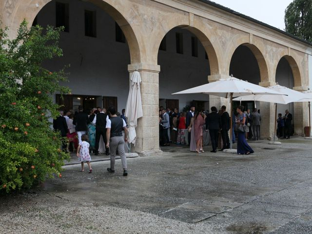Il matrimonio di Diego e Milica a Noventa Vicentina, Vicenza 20