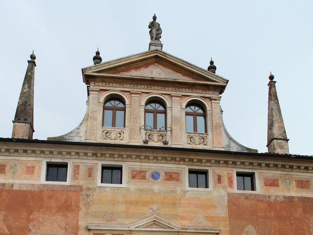 Il matrimonio di Diego e Milica a Noventa Vicentina, Vicenza 33