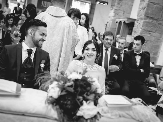 Il matrimonio di Alessio e Silvia a Siamaggiore, Oristano 12