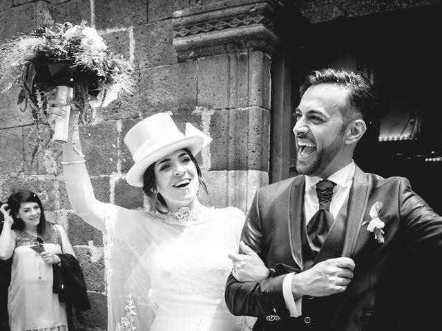 Il matrimonio di Alessio e Silvia a Siamaggiore, Oristano 18