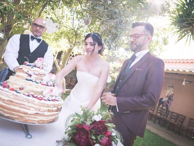 Il matrimonio di Alessio e Silvia a Siamaggiore, Oristano 22