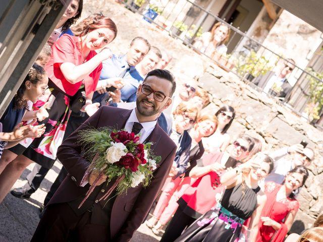 Il matrimonio di Alessio e Silvia a Siamaggiore, Oristano 33