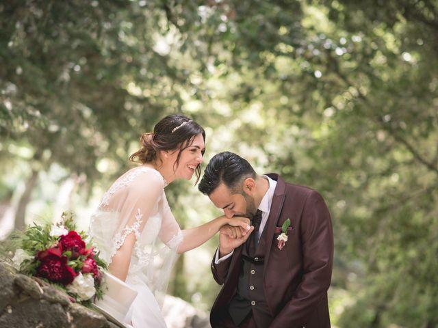 Il matrimonio di Alessio e Silvia a Siamaggiore, Oristano 41