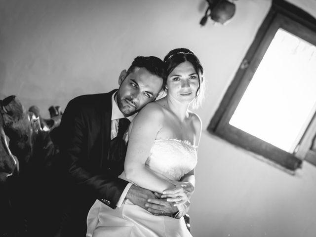 Il matrimonio di Alessio e Silvia a Siamaggiore, Oristano 43