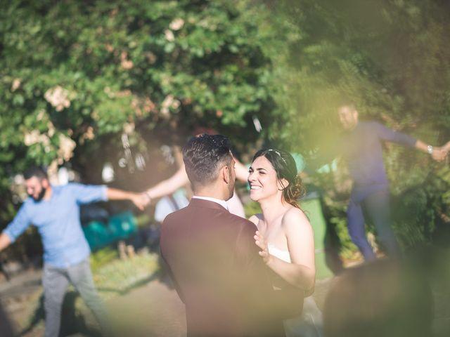 Il matrimonio di Alessio e Silvia a Siamaggiore, Oristano 45