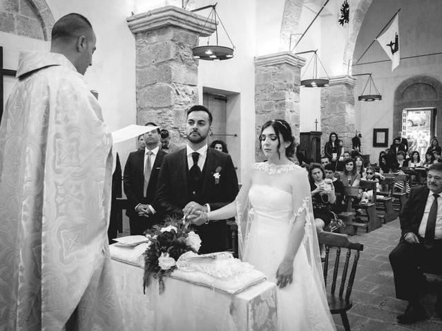 Il matrimonio di Alessio e Silvia a Siamaggiore, Oristano 50