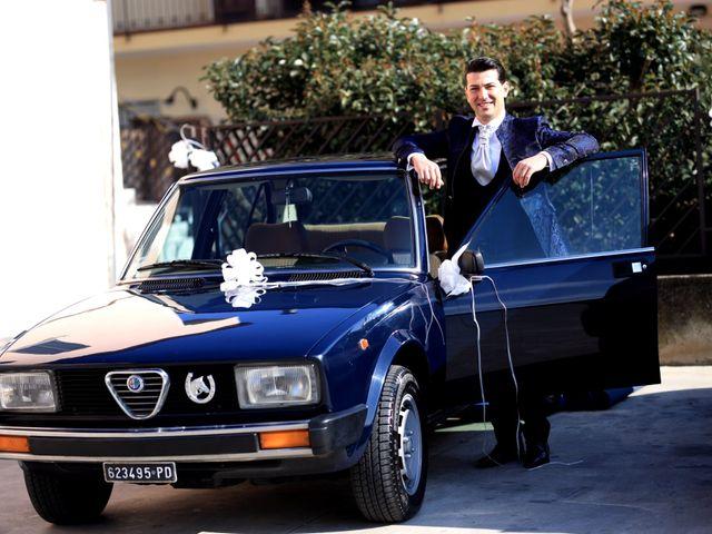Il matrimonio di Antonio e Angela a Campoli del Monte Taburno, Benevento 18