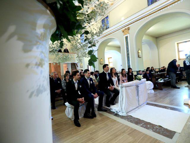 Il matrimonio di Antonio e Angela a Campoli del Monte Taburno, Benevento 21